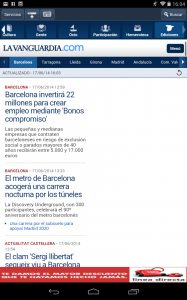 LaVanguardia movil