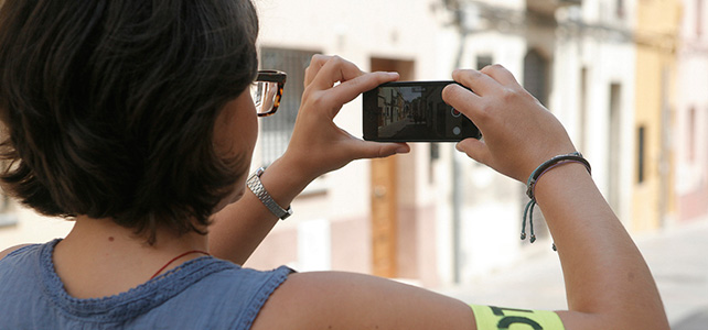TOT Sant Cugat: periodisme mòbil per oferir informació local