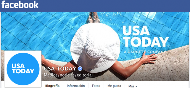 Social Media Tuesdays: la apuesta del USA Today por las redes sociales