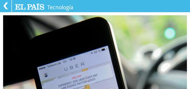 El País, una app de serveis mínims al teu mòbil