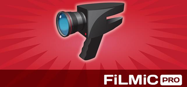 Filmic Pro: graba vídeo como un profesional con tu iPhone
