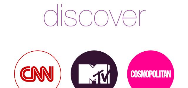 Snapchat Discover, ¿un nuevo canal de noticias?