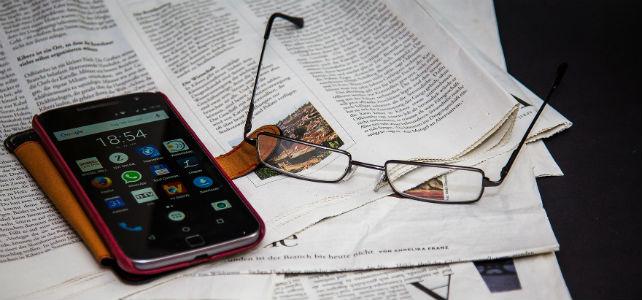 El consumo de noticias en el móvil sigue creciendo