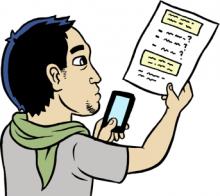 Guia per gravar vídeo amb el mòbil