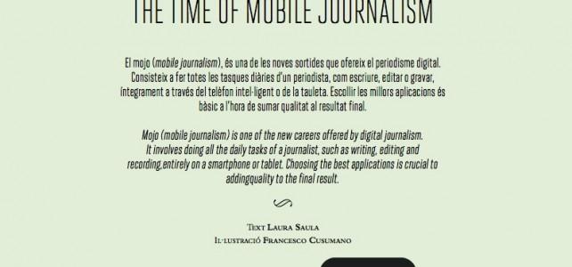 La hora del periodismo móvil