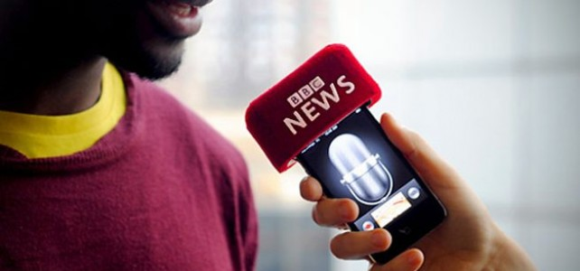 BBC periodismo movil