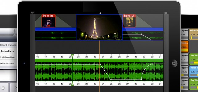 Reporterismo móvil con Voddio, una app para grabar y editar vídeo directamente en el iPhone
