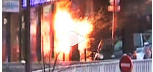 Los ataques terroristas de París, narrados en 7 segundos
