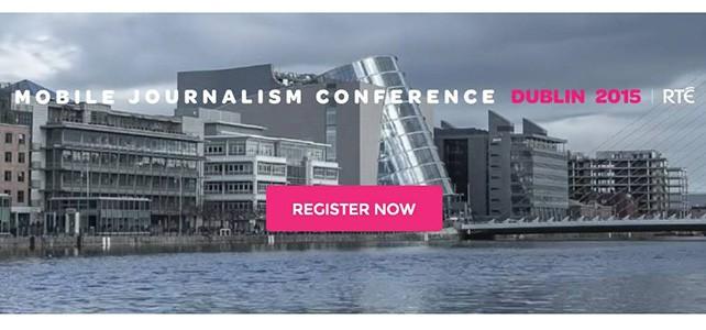 Cita con el periodismo móvil en Irlanda