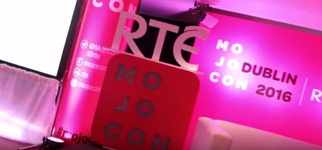MojoCon 2016. Nueva cita con el periodismo móvil